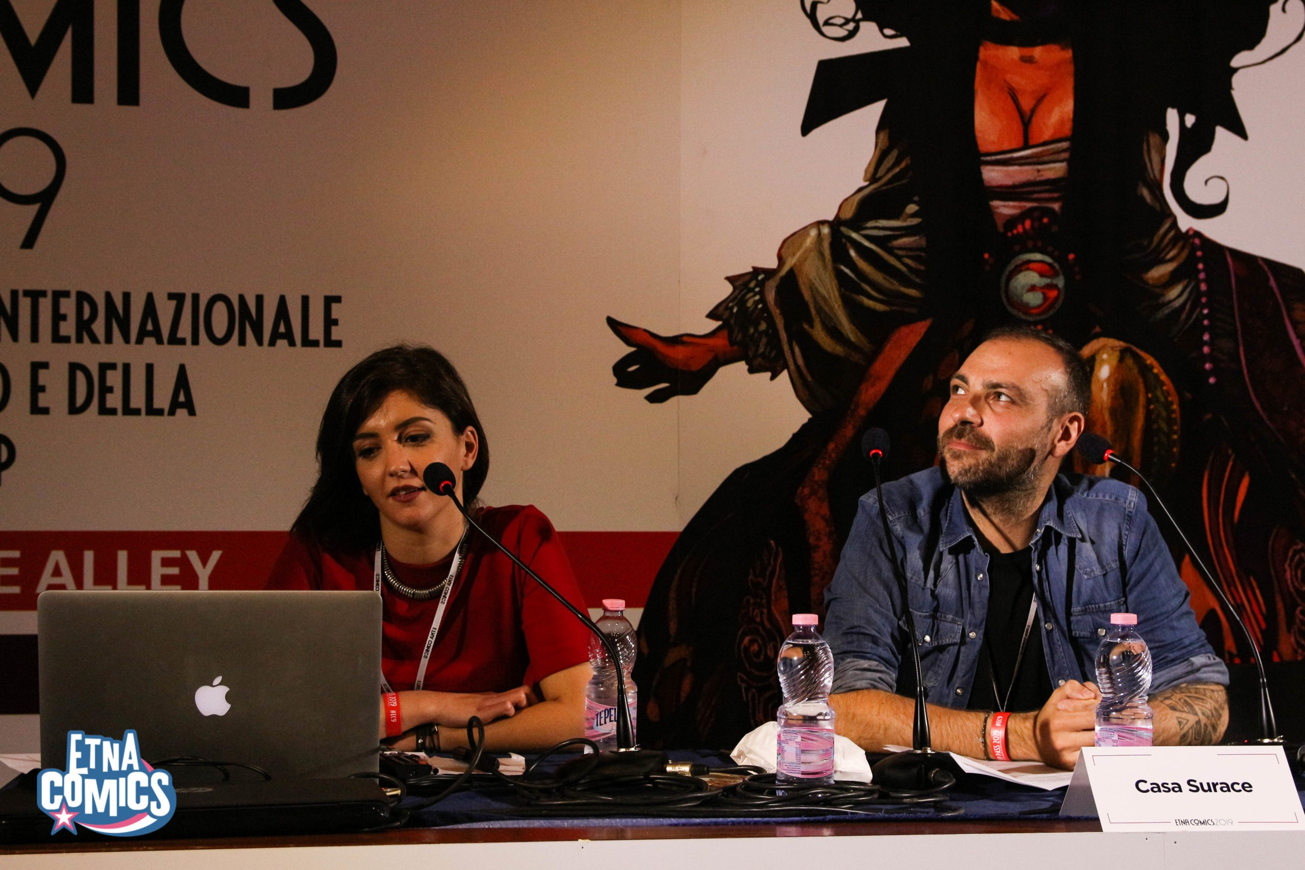 Casa Surace Etna Comics 2019 Keo Marketing