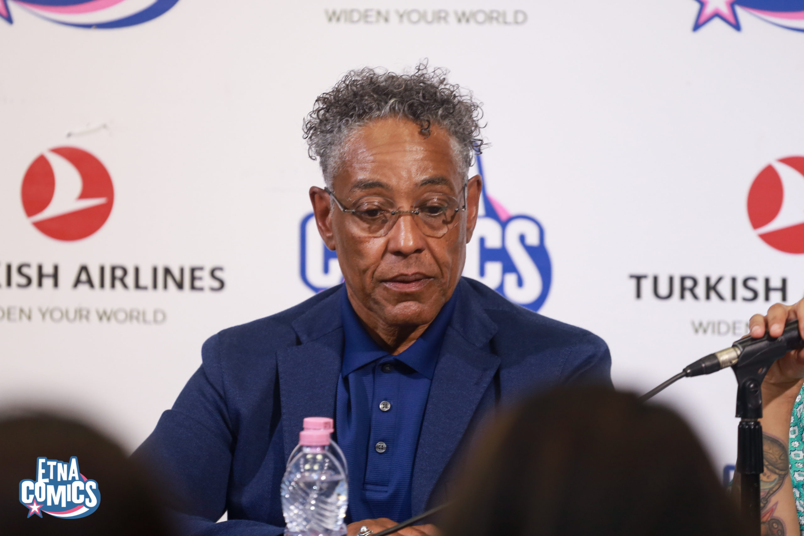 Giancarlo Esposito Etna Comics 2019 Keo Marketing