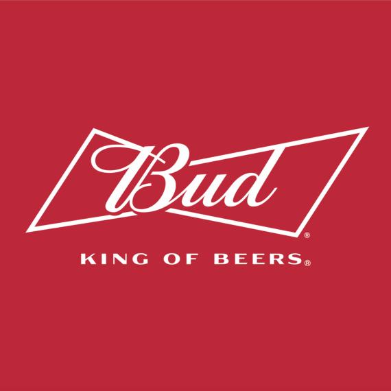 logo budweiser tailor made keo marketing