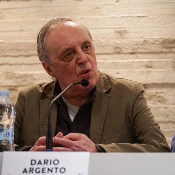 Dario Argento Etna Comics 2017 Keo Marketing