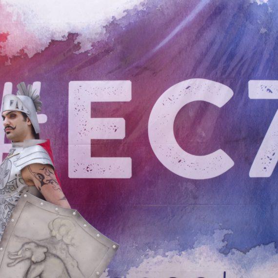 Etna Comics 2017 Keo Marketing