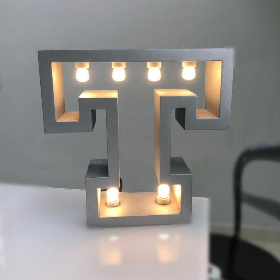 Elementi tailor made Tennent's - Lampada ferro TSU