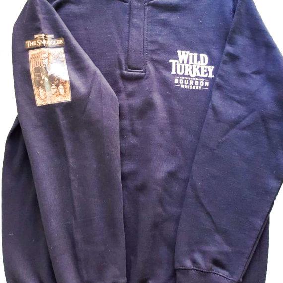 Elemento visibilità tailor made Wild Turkey - Felpa copia