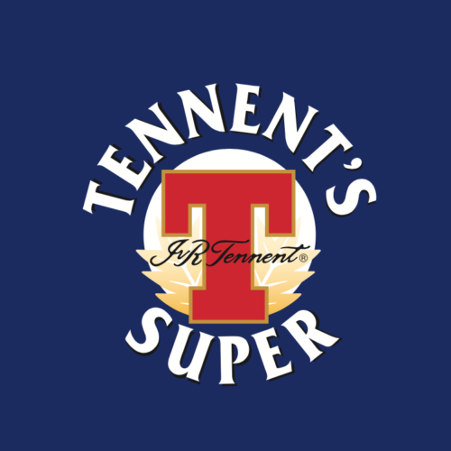 Logo Tennent's Tailor made trade marketing Keo