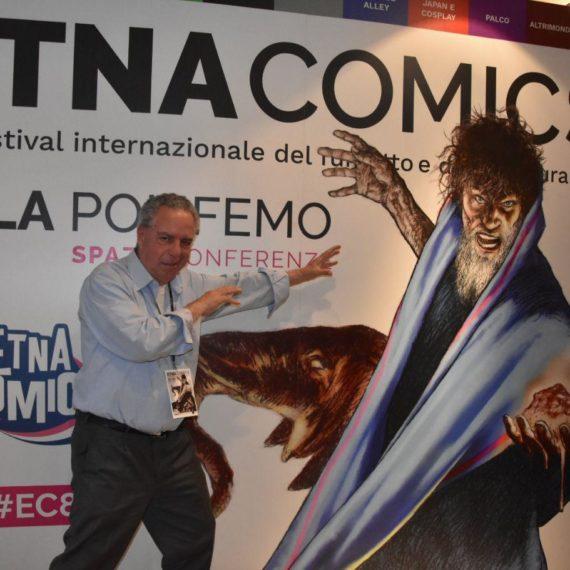 Mecha Etna Comics 2018 Keo Marketing